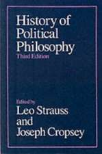 History of Political Philosophy 3e