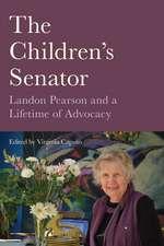 The Children's Senator: Landon Pearson and a Lifetime of Advocacy