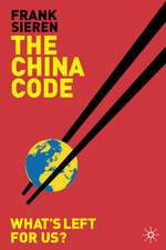 The China Code: What's Left for Us?