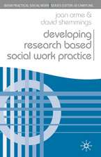 Developing Research Based Social Work Practice
