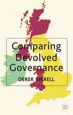 Comparing Devolved Governance