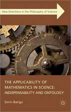 The Applicability of Mathematics in Science: Indispensability and Ontology