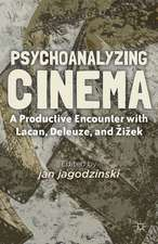 Psychoanalyzing Cinema: A Productive Encounter with Lacan, Deleuze, and Žižek