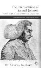 The Interpretation of Samuel Johnson