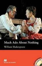 Macmillan Readers Much Ado About Nothing Intermediate Pack