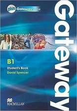 Gateway B1 Student's Book with Gateway Online
