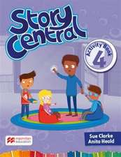 Story Central Level 4 Activity Book