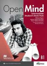 Open Mind Intermediate B1 Student Book
