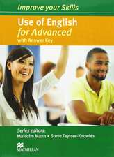 Improve Your Skills for Advanced (CAE) Use of English Student's Book with Key