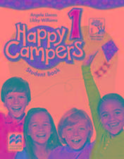 Llanas, A: Happy Campers Level 1 Student's Book/Language Lod