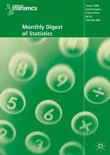 Monthly Digest of Statistics Vol 738, June 2007