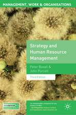 Boxall, P: Strategy and Human Resource Management