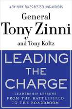 Zinni, G: Leading the Charge