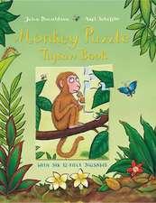 Monkey Puzzle Jigsaw Book