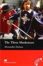 Dumas, A: Macmillan Reader Level 2 Three Musketeers Beginner