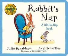 Tales From Acorn Wood: Rabbit's Nap