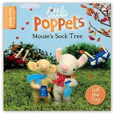 Little Poppets:  Mouse's Sock Tree