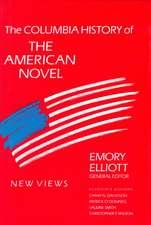 Columbia History of the American Novel