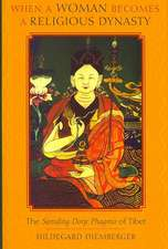 When a Woman Becomes a Religious Dynasty – The Samding Dorje Phagmo of Tibet