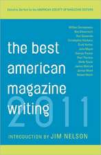 The Best American Writing Magazine 2011