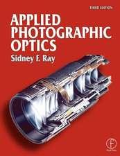 Applied Photographic Optics