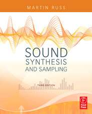 Sound Synthesis and Sampling [With CD]:  Essential Skills