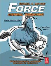 Force:  Animal Locomotion and Design Concepts for Animators
