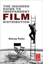 The Insider's Guide to Independent Film Distribution:  Notes on Cartooning & Animation