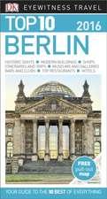 DK Eyewitness Top 10 Travel Guide Berlin