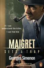 Maigret Sets a Trap: TV tie-in