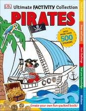 Pirates Ultimate Factivity Collection: Create your own Fun-packed Book!