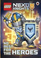 Lego NEXO Knights: No Rest for the Heroes