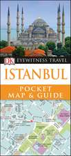 DK Eyewitness Istanbul Pocket Map and Guide
