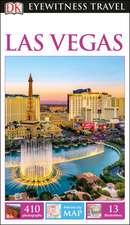 DK Eyewitness Las Vegas Travel Guide