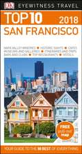 Top 10 San Francisco: 2018