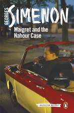 Maigret and the Nahour Case: Inspector Maigret #65