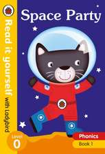 Space Party – Read it yourself with Ladybird Level 0: Step 1
