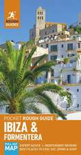 Pocket Rough Guide Ibiza and Formentera