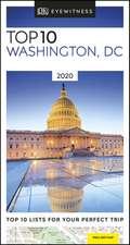 DK Eyewitness Top 10 Washington, DC: 2020