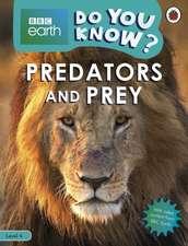 Do You Know? Level 4 – BBC Earth Predators and Prey