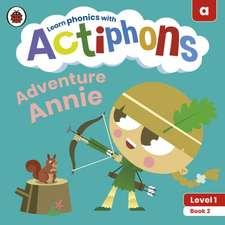 Actiphons Level 1 Book 2 Adventure Annie