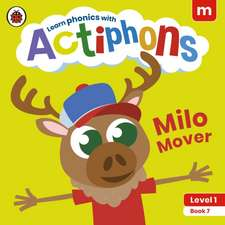 Actiphons Level 1 Book 7 Milo Mover
