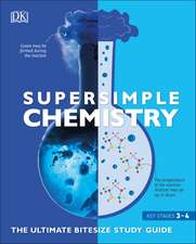 Chemistry: The Ultimate Bitesize Study Guide