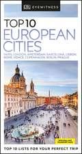 DK Eyewitness Top 10 European Cities