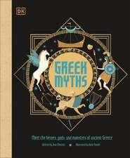 Illustrated Greek Myths