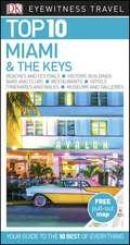 DK Eyewitness Top 10 Miami and the Keys