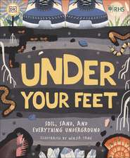 RHS Under your Feet: Soil, Sand and other stuff