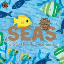 Seas: A lift-the-flap eco book