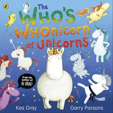 The Who's Whonicorn of Unicorns