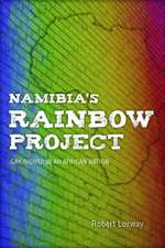 Namibia's Rainbow Project:  Gay Rights in an African Nation